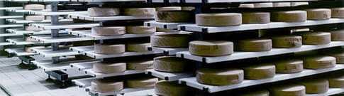 Cheese Racking