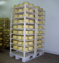 Gorgonzola Cheese Rack
